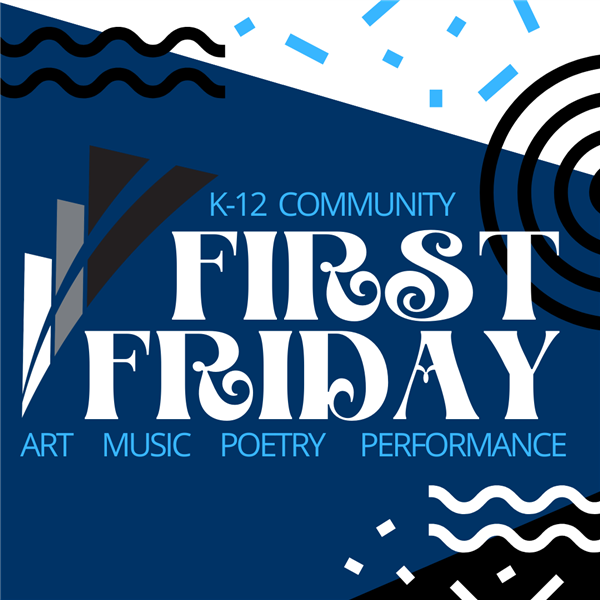 First Friday Graphic
