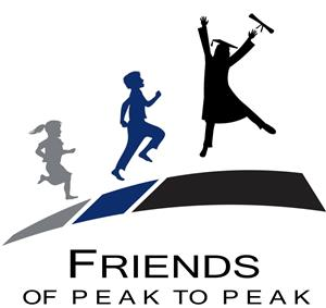 Friends of P2P logo