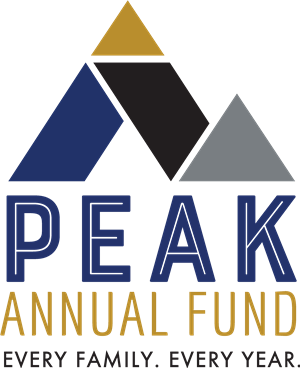 peak annual fund logo