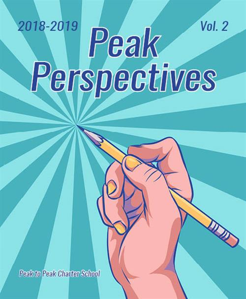cover of Peak Perspectives vol. 2